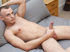 Wanking With Hung Uncut Dean - Dean Peters