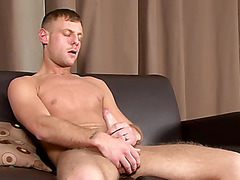 Wanking A Big One With Josh - Josh Charters