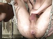 Sling Sex For Dan Jenkins - Dan Jenkins And Kieron Knight