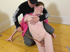 Wanking Off An Innocent Boy - Kyle Langley