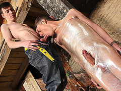 Sean McKenzie Wrapped And Jacked - Matt Madison And Sean McKenzie