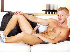 Hairy Jock Denis Reed Solo