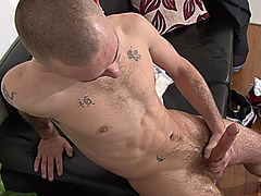 Zac S - Horny, hairy and hung