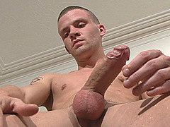 Brent S - Rugged, Toned, Blue Eyed, Teaser!