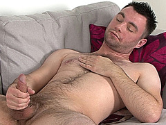 Gav A - Jerking it hard