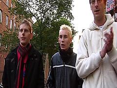 Conor Duke, Josh H (BN), Matt Samuels