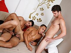 Lucas & Ricky Feraz Bang Tiago Rio