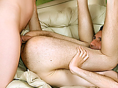 Horny Gay Bottom Takes a Cock Anally