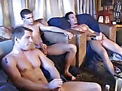 Denny, Fox, Phoenix, Tommy D & Trent