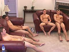 Fierce, Mark, Tommy D & Victor