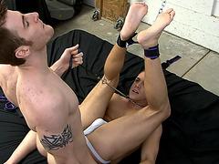 Handcuffs & Cock