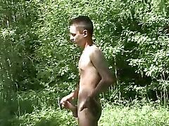 Ardent Teen Boy