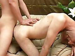 Keith Takes a Cock Bareback