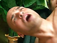 Terry Bounces on a Cock