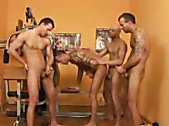 Gym Foursome