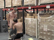 Caught and Spanked at Work!
