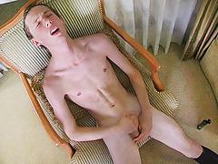 Seth O'Conner - Irish Boy Jerks His Cock