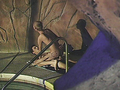 Jason Raze & Jonathan Deverell - Lots of Oral at a Waterfall