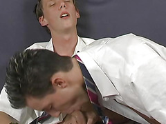 Justin Case & Seth O'conner - Two Schoolboys Get to Know Each Other