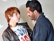 Alexsander Freitas & Kyler Moss - Caught by the Janitor!