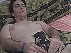 Michael Pfeiffer and his Dildo