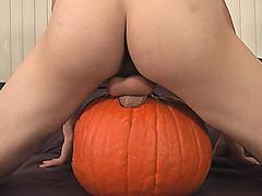Fucking a Pumpkin