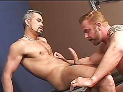 Tony and Eric