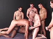 Calvin, Marco, Kevin and Antonio