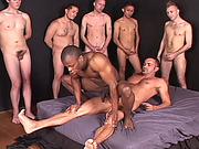 Calvin Hudson, Phoenix Rising, Tommy, Leon Knight, Ethan Palmer a