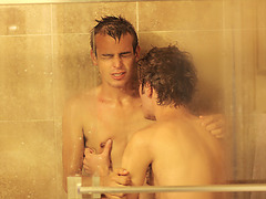 Jonathan Cole & Kain Lanning - A Chance Encounter Turns Hot and Wet
