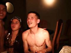 Tyler & Tristan Rain Hi Def