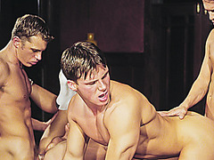 Buck Meadows, Marc Stewart, Michael Crawford, Randy Steers, Dylan Reece, Karl Tenner, Spike
