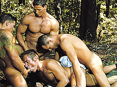 Robert Balint, Logan Reed, Antonio Vega, Roland Dane