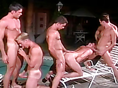 Colby Taylor, Brad Devlyn, Kyle Becker, Kristian Brooks, Brennan Foster, Joey Hart, Eric Hanson