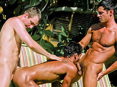 Devon Hunter, Donny Wright, Billy Byron