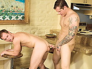 Parker London, Tyler Andrews