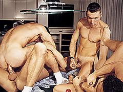 Trace Henson, Tristan Paris, Luc Jarrett, Robert Black