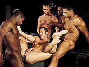 Mitchell Stack, Jack Simmons, Aron Ridge, Tristan Paris, Jason Branch