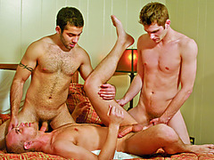 Scott Fremont, Jason Michaels, Shane Erickson