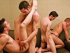 Caleb Moore, Lance Howard, Evan Richards, Jesse Swift, Krist Cummings, Scott Adler