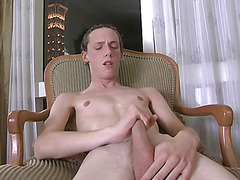 Seth O'Conner - Irish Boy Jerks His Cock