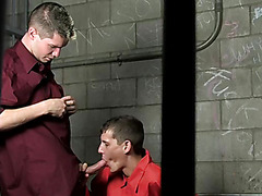 Twinks Prisoners Get Ass Punished