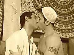 two horny arab lovers