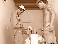 Frist Gay Arab Experience