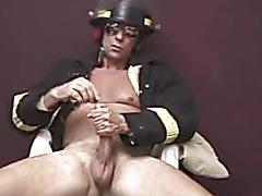 Firefighter Brok Austin
