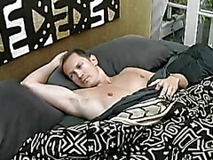 Hot Gay Cub Stroking