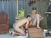 Cock Guzzling Gay Bear
